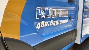 P&L Plumbing mesa plumbers